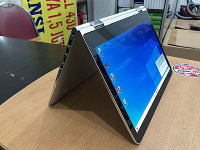 Laptop Second Laptop Hp Spectre X360 Core I5 Ram 8gb Ssd 256gb Toucscreen 360 Derajat Www Agungkomputer Com